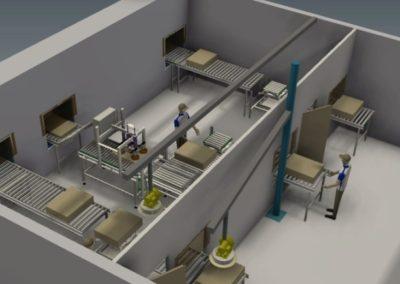 Návrh ustavení výrobní technologie části mlékárenského provozu sýrárny - 2012